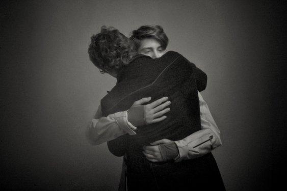 «Chi ama è più forte»