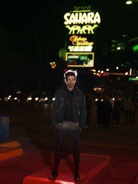 Las Vegas paura e delirio
