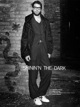 Shinin'n the dark