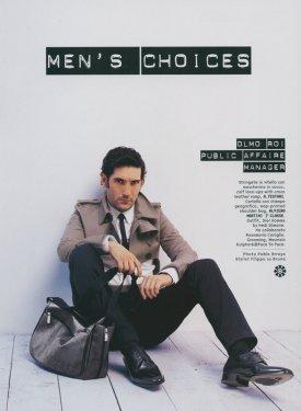 Men's Choices