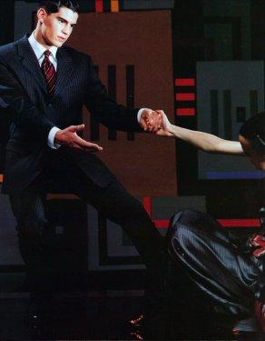 Bauhaus Tango