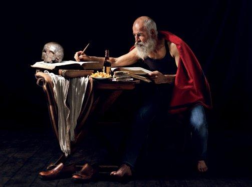 Ispirazione Caravaggio