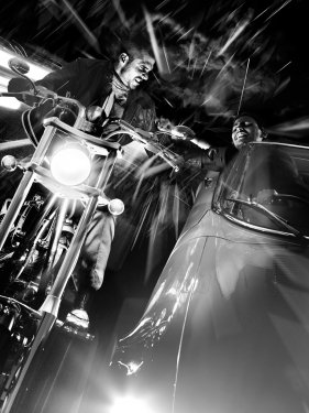 Riders City