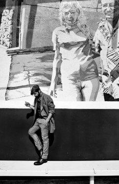 Tony Ward L.A. Underground
